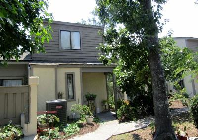 Surfside Beach Condo/Townhouse Active-Pend. Contingent Contra: 610 S 15th Avenue #6