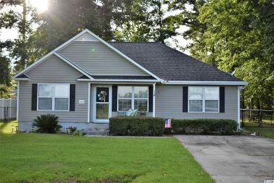 Conway Single Family Home For Sale: 1210 Camelot St