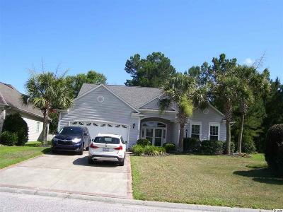 Horry County Single Family Home Active-Pend. Cntgt. On Financi: 492 Blackberry Lane