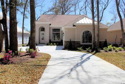 Pawleys Island Single Family Home For Sale: 148 Tanglewood Drive
