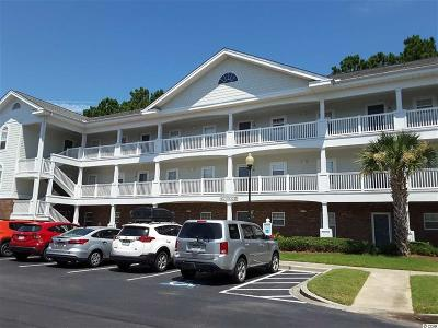 North Myrtle Beach Condo/Townhouse For Sale: 5750 Oyster Catcher Dr #632