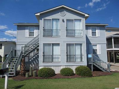 Garden City Beach Multi Family Home For Sale: 230 Vista Drive