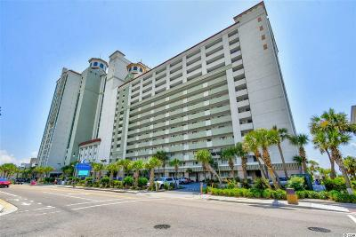 Myrtle Beach Condo/Townhouse For Sale: 3000 N Ocean Blvd #1508