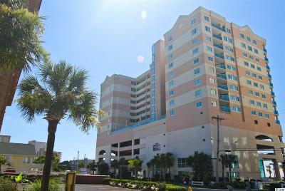 North Myrtle Beach Condo/Townhouse For Sale: 1903 S Ocean Blvd #603