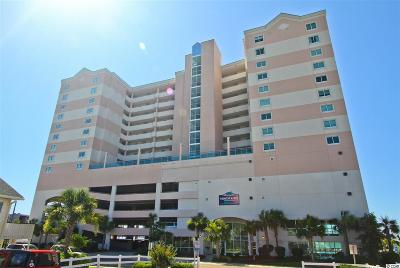North Myrtle Beach Condo/Townhouse For Sale: 1903 S Ocean Blvd #809