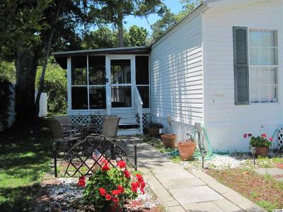 Murrells Inlet Single Family Home Active-Pending Sale - Cash Ter: 3 Crooked Island Circle