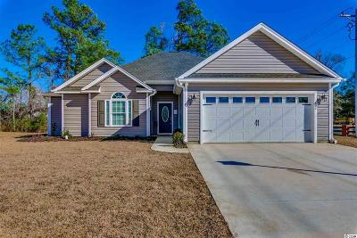 Conway Single Family Home For Sale: 235 Royals Circle