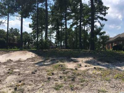 Georgetown County, Horry County Residential Lots & Land For Sale: 9509 Carrington Dr.