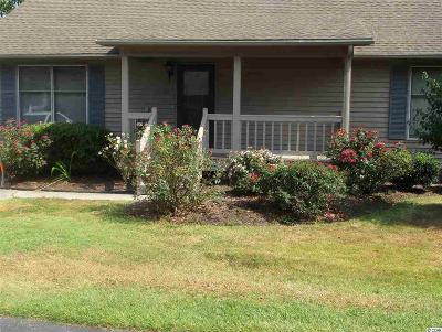 Murrells Inlet Single Family Home Active-Pend. Cntgt. On Financi: 9442 Old Palmetto Road
