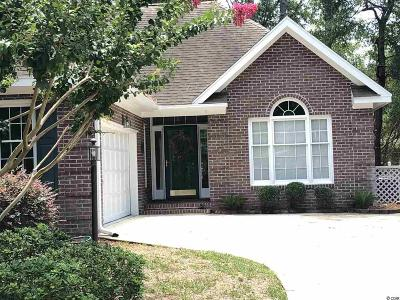 Pawleys Island Single Family Home For Sale: 85 Dornoch Drive