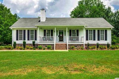 Conway Single Family Home For Sale: 3579 Steamer Trace Road