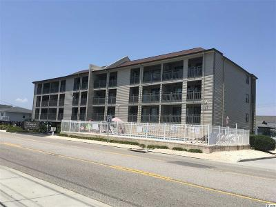North Myrtle Beach Condo/Townhouse Active-Pend. Cntgt. On Financi: 4303 N Ocean Blvd. #D-3