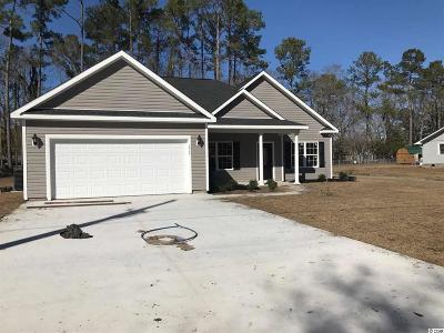 Conway Single Family Home For Sale: Lot 9 Kings Road
