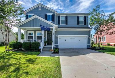 Murrells Inlet Single Family Home Active-Pending Sale - Cash Ter: 279 Simplicity Drive