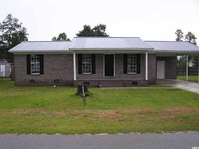Conway Single Family Home For Sale: 517 Cardinal Drive