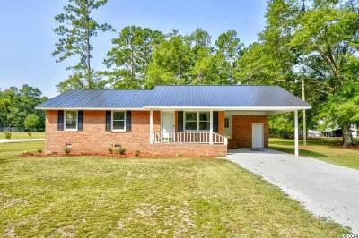 Conway Single Family Home For Sale: 220 Rainbow Rd