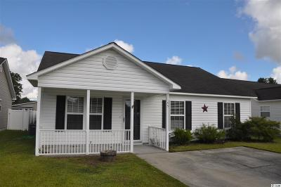 Murrells Inlet Single Family Home Active-Pend. Cntgt. On Financi: 1145 Pollen Loop