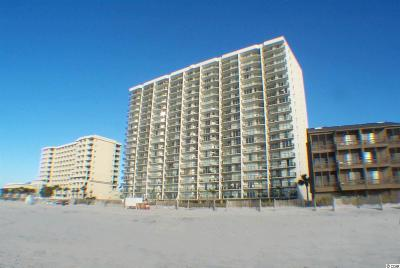 North Myrtle Beach Condo/Townhouse Active-Hold-Don't Show: 102 N Ocean Blvd #408