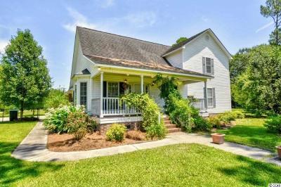 Loris Single Family Home For Sale: 5329 Gaylan St.