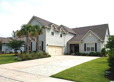 North Myrtle Beach Single Family Home For Sale: 1404 Surfwatch Dr