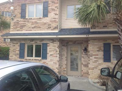 Surfside Beach Condo/Townhouse For Sale: 202 Double Eagle Drive #G-1