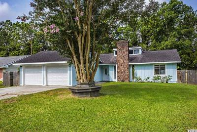 Myrtle Beach SC Single Family Home For Sale: $179,900