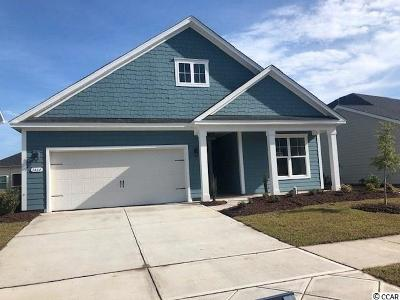 Myrtle Beach SC Single Family Home For Sale: $309,700