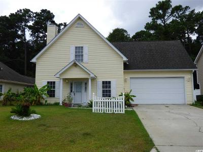 Myrtle Beach SC Single Family Home For Sale: $219,000
