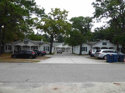 Myrtle Beach Multi Family Home Active-Pend. Cntgt. On Financi: 516-518 30th Ave N.