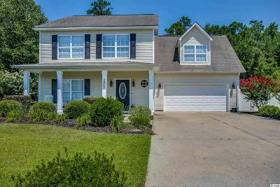 Myrtle Beach SC Single Family Home Active-Pend. Cntgt. On Financi: $289,000