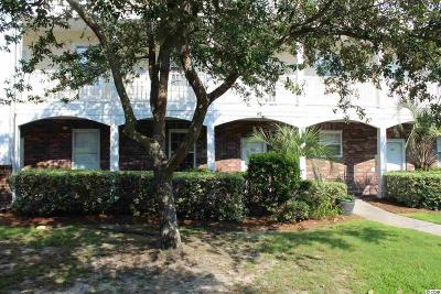Myrtle Beach Condo/Townhouse For Sale: 687 Riverwalk #102