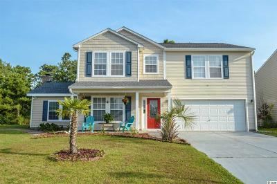 Myrtle Beach SC Single Family Home For Sale: $277,900