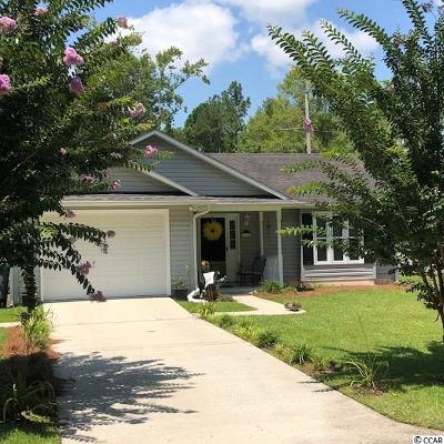 Loris SC Single Family Home For Sale: $135,000