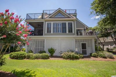 North Myrtle Beach Single Family Home For Sale: 1613 Harbor Drive