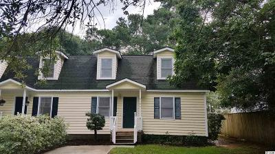 Surfside Beach Single Family Home For Sale: 618 B 17th Ave. North