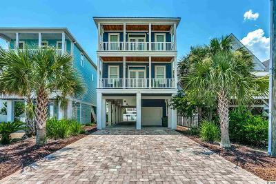 Surfside Beach Single Family Home For Sale: 113 B 13th Ave South