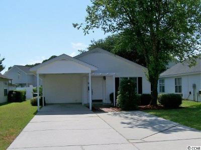 Surfside Beach Single Family Home For Sale: 134 Coachman Lane