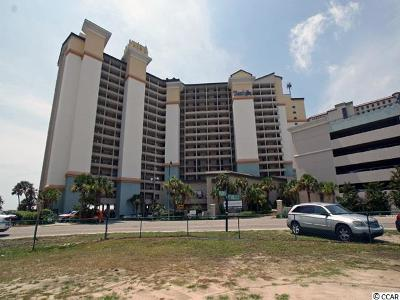 North Myrtle Beach Condo/Townhouse For Sale: 4800 S Ocean Blvd #1123