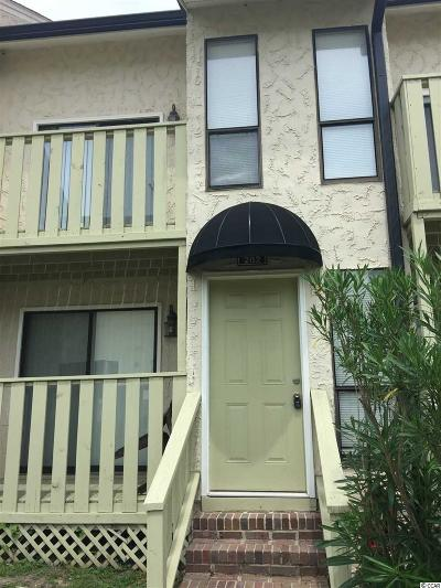 Myrtle Beach Condo/Townhouse For Sale: 303 20th Ave S #202