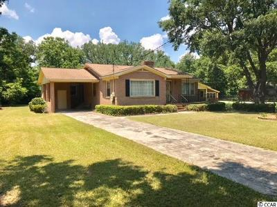 Georgetown Single Family Home For Sale: 521 Hazard St