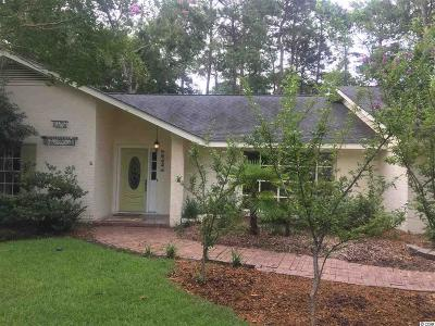 Surfside Beach Single Family Home For Sale: 1741 Baytree Lane