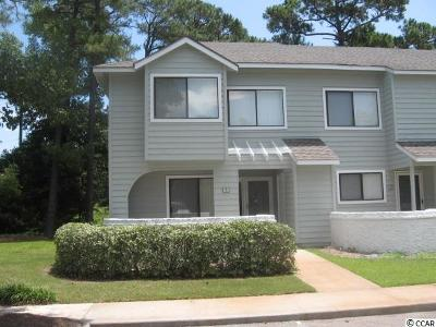 North Myrtle Beach Condo/Townhouse For Sale: 100 Shadow Moss Place #1