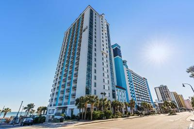Myrtle Beach Condo/Townhouse For Sale: 3000 N Ocean Blvd #129 #129