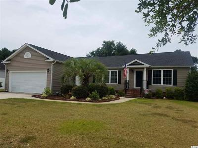 Murrells Inlet Single Family Home Active-Pend. Cntgt. On Financi: 128 Deer Tree Dr.