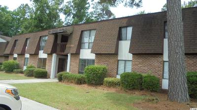 Conway Condo/Townhouse For Sale: 615 Carter #D-4