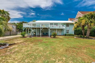 Single Family Home For Sale: 4701 S Ocean Blvd