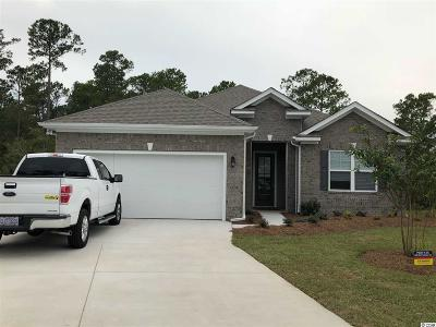 Little River Single Family Home Active-Pend. Cntgt. On Financi: 1376 Reflection Pond Dr.