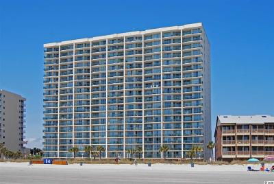 North Myrtle Beach Condo/Townhouse For Sale: 102 N Ocean Blvd #704