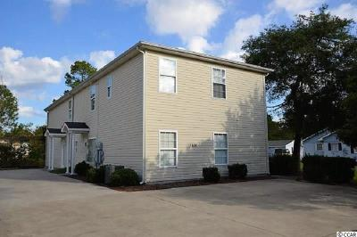 North Myrtle Beach Multi Family Home For Sale: 1508 Hillside Dr. S