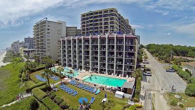 Myrtle Beach Condo/Townhouse For Sale: 201 77th Ave N. #828
